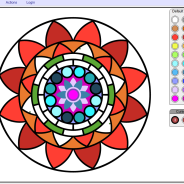 Color Mandala